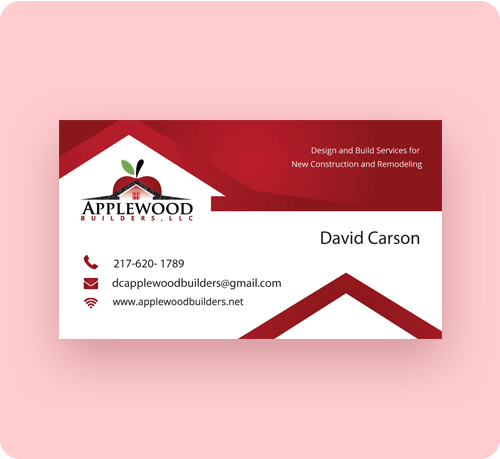 Visiting Cards Designing