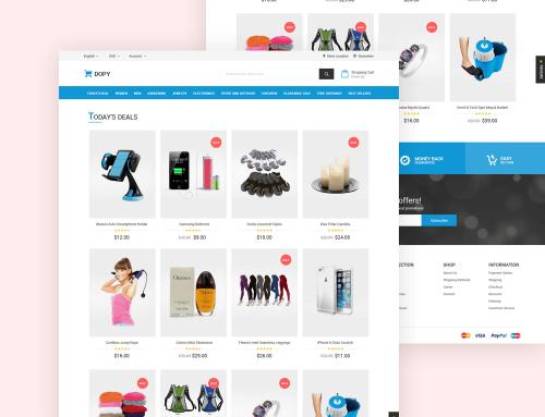 Magento Website Design