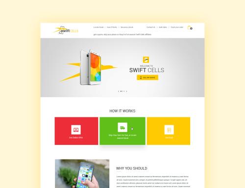 Website Re-designing