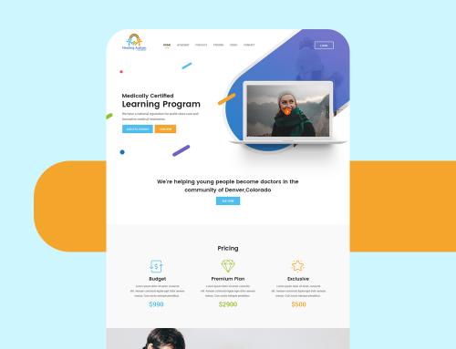 Static Websites Design